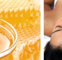 Чем полезен мед для лица