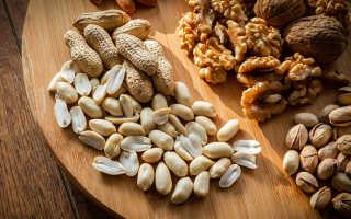 Орехи сырые или жареные полезнее