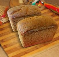 Полезный хлеб своими руками без дрожжей