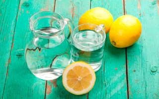 Чем полезна теплая вода с лимоном