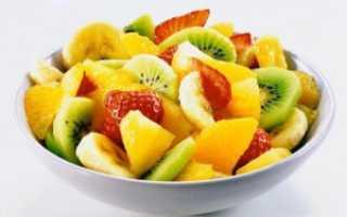 При сахарном диабете полезные фрукты