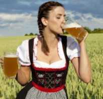 Пиво для женщин полезно ли