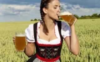 Полезно ли пиво для женщин