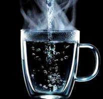Пить кипяток полезно ли