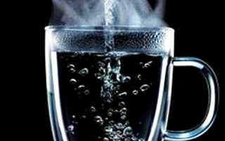 Полезно ли пить кипяток