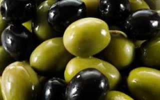 Полезны ли оливки консервированные