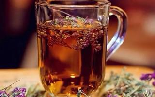 Чем полезен чай чабрец