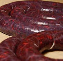 Кровяная колбаса полезна ли