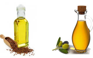Что полезнее оливковое масло или льняное