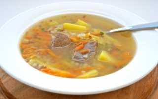Полезны ли супы