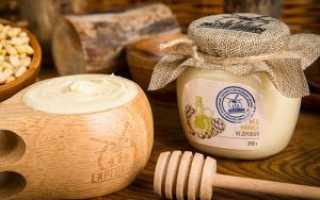 Мед с кедровыми орешками полезные свойства