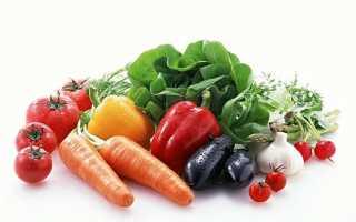 Чем полезны овощи