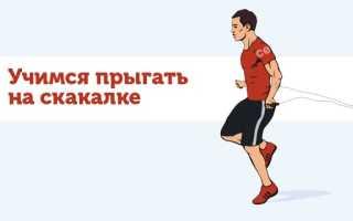 Прыжки на скакалке польза для женщин