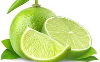 Лайм фрукт полезные свойства