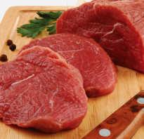 Что полезнее говядина или телятина