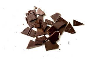 Черный горький шоколад чем полезен