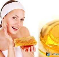 Чем полезна для лица маска из меда
