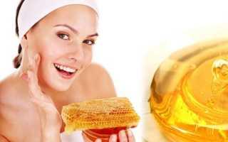 Чем полезна маска для лица из меда