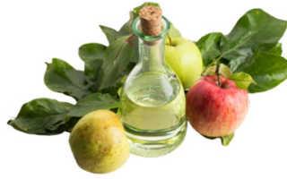 Яблочный уксус польза и вред как принимать