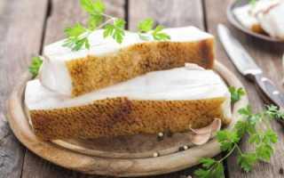 Чем полезно соленое сало для женщин