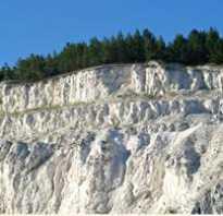 Полезные ископаемые в белгородской области
