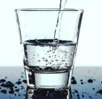 Щелочная вода польза и вред