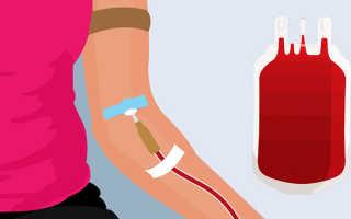 Полезно ли быть донором крови