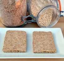 Полезны ли хлебцы для похудения