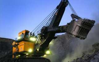 Полезные ископаемые южного урала