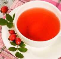 Чай шиповника чем полезен